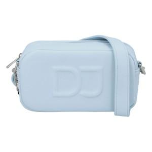 Dámská crossbody kabelka David Jones Apeli - světle modrá