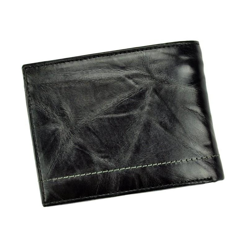 Pánská kožená peněženka Pierre Cardin Frederic - černá
