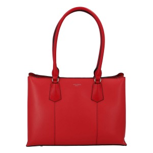 Dámská kabelka David Jones Hillegerta - červená