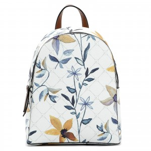 Dámský batoh Tamaris Anastasia - květovaná