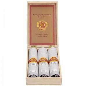 Pánské kapesníky v luxusní sadě ETEX Garm - šedá