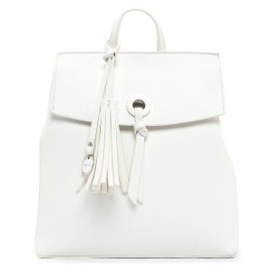 Dámský batoh Tamaris Bretta - bílá