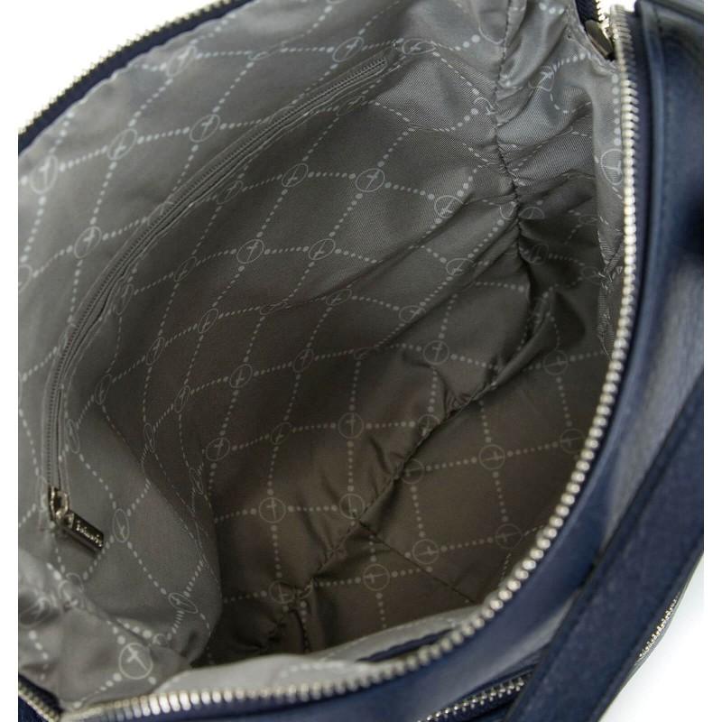 Dámská batůžko-kabelka Tamaris Adole - modrá