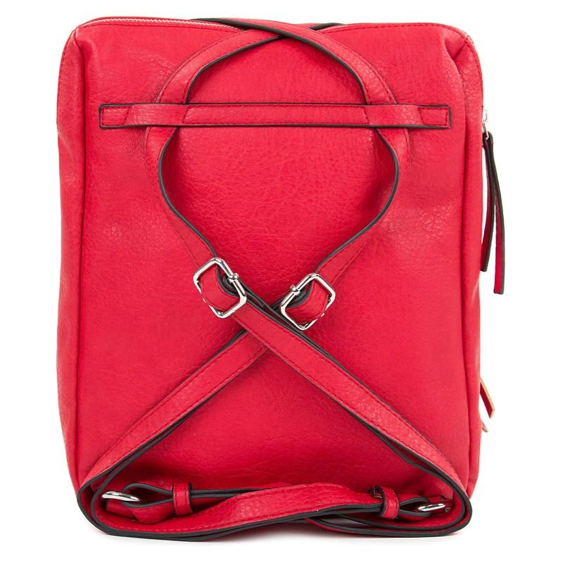Dámská batůžko-kabelka Tamaris Adolej - červená