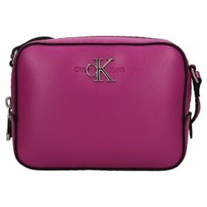 Dámská crossbody kabelka Calvin Klein Jeans Stella - fialová