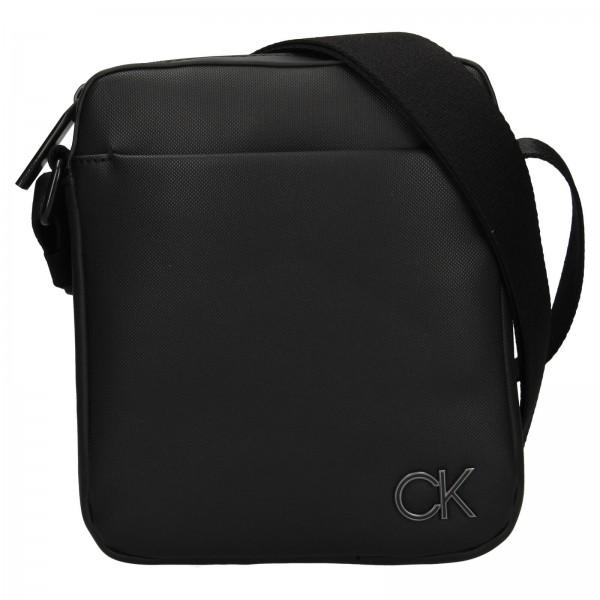 Pánská taška přes rameno Calvin Klein Kutts - černá