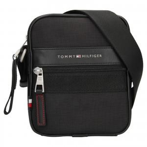 Pánská taška přes rameno Tommy Hilfiger Dvorka - černá