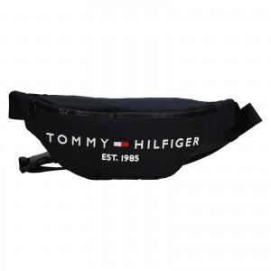 Pánská ledvinka Tommy Hilfiger Dino - černá