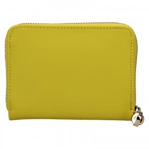 Dámská peněženka Tommy Hilfiger Audrey - žlutá