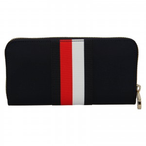 Dámská peněženka Tommy Hilfiger Francoise - modrá