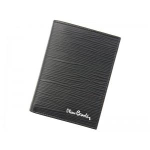 Pánská kožená peněženka Pierre Cardin Broddy - černá