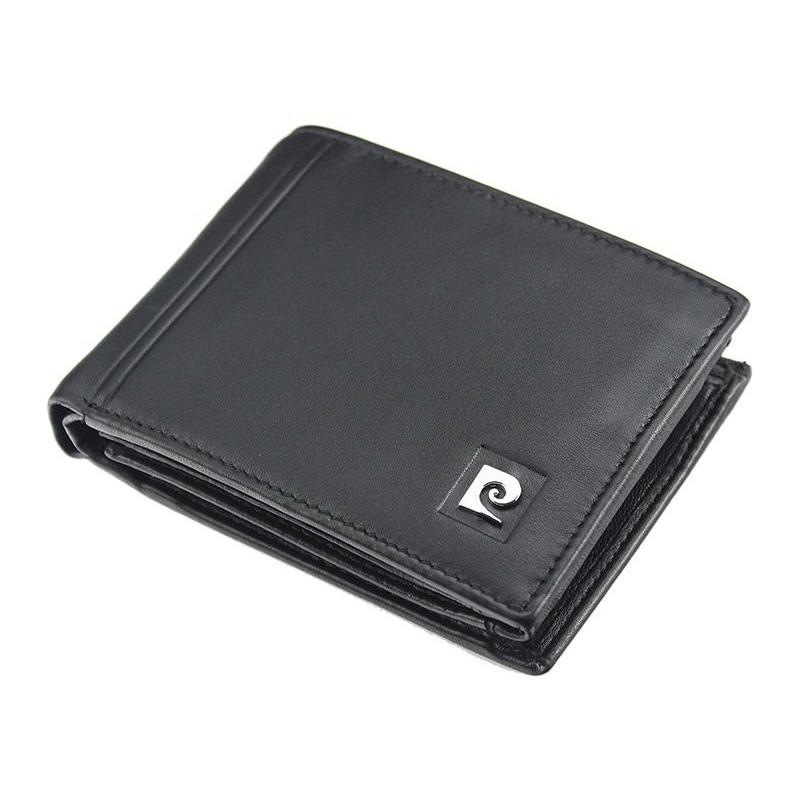 Pánská kožená peněženka Pierre Cardin Hubert - černá