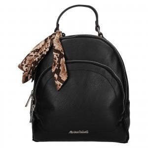 Dámský batoh Marina Galanti Brenna - černá