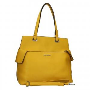 Dámská kabelka Marina Galanti Venla - žlutá