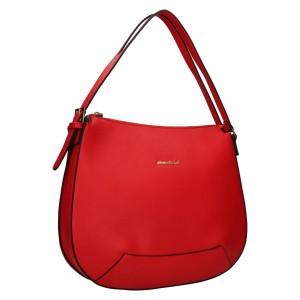 Dámská kabelka Marina Galanti Corey - červená
