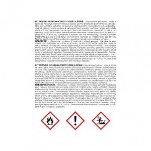 Impregnace Shoeboy´s nano protect - 400 ml
