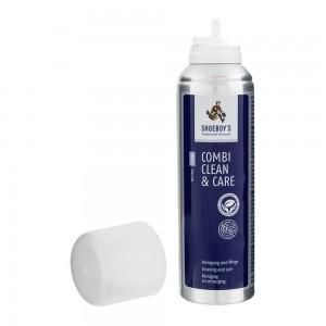 Čistící pěna shoeboy´s combi clean & care - 200 ml