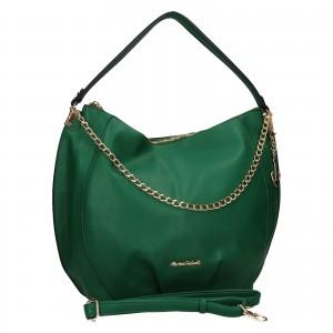Dámská kabelka Marina Galanti Pages - zelená