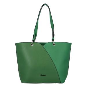Dámská kabelka David Jones Aline - zelená