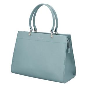 Dámská kabelka David Jones Flera - zeleno-modrá