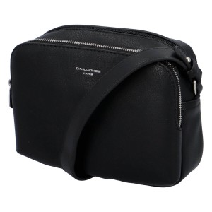 Dámská crossbody kabelka David Jones Berdine - černá