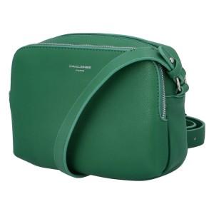 Dámská crossbody kabelka David Jones Berdine - zelená