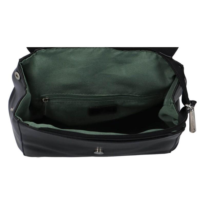 Módní dámský batoh David Jones Dione - černá