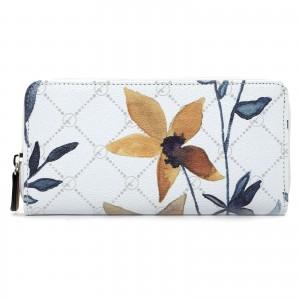 Dámská peněženka Tamaris Anastasia - květovaná