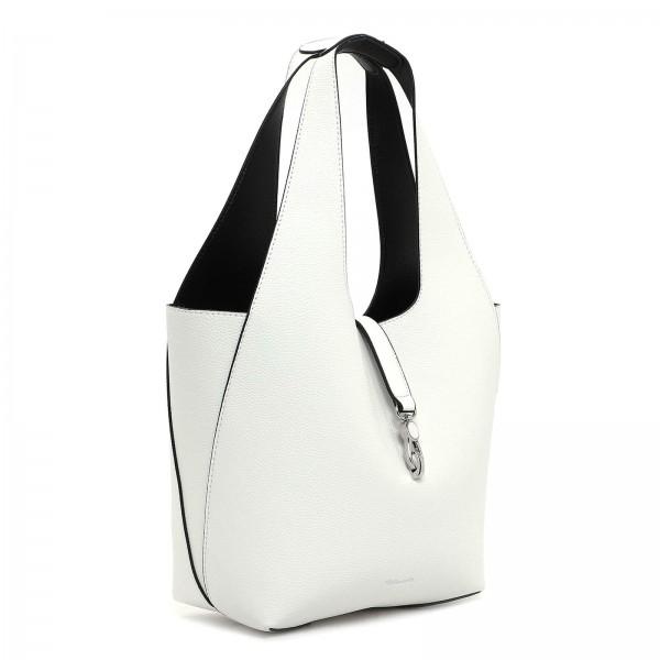 Dámská 2v1 kabelka Tamaris Cordula - bílo-černá