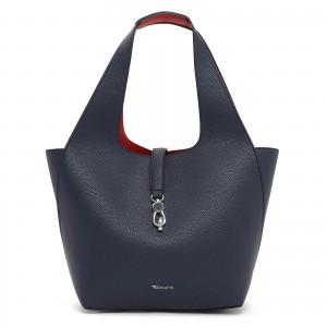 Dámská 2v1 kabelka Tamaris Cordula - modro-červená