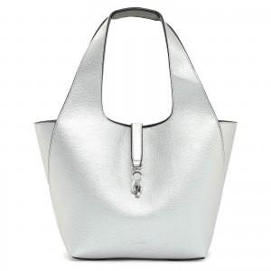 Dámská 2v1 kabelka Tamaris Cordula - stříbrná