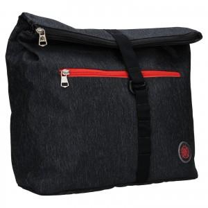 Pánská taška přes rameno Lerros Jacob - modrá