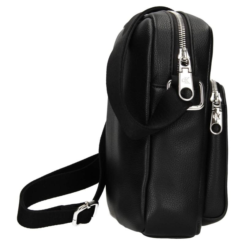 Pánská taška přes rameno Calvin Klein Timms - černá