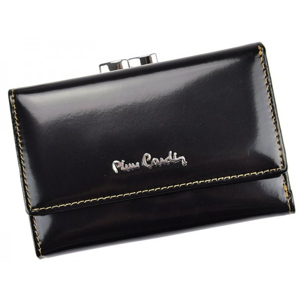 Dámská kožená peněženka Pierre Cardin Lima - černá