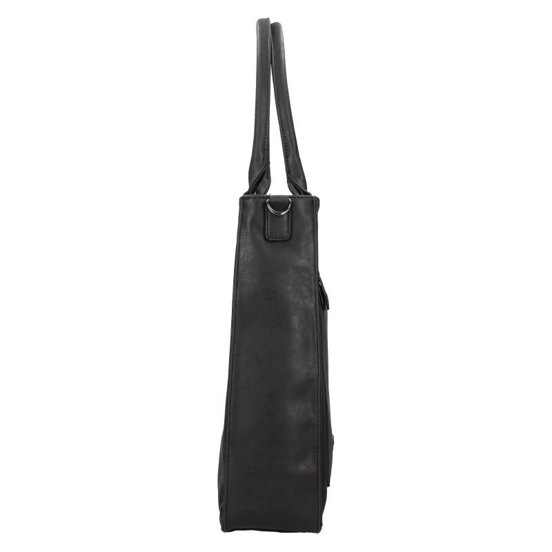 Dámská kabelka Enrico Benetti Patrisea - černá