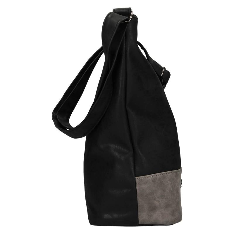 Dámská crossbody kabelka Enrico Benetti Eloise - černá
