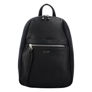 Módní dámský batoh David Jones Izolda - černá
