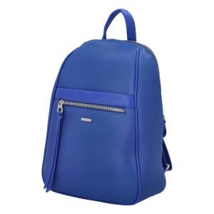 Módní dámský batoh David Jones Izolda - modrá
