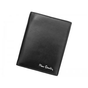 Pánská kožená peněženka Pierre Cardin Alexandre - černá