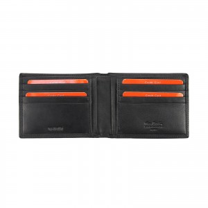 Pánská kožená peněženka Pierre Cardin Vlado - černá
