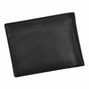 Pánská kožená peněženka Pierre Cardin Fabien - černá
