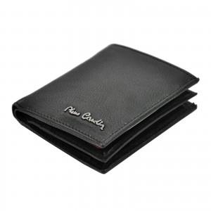 Pánská kožená peněženka Pierre Cardin Leonard - koňak