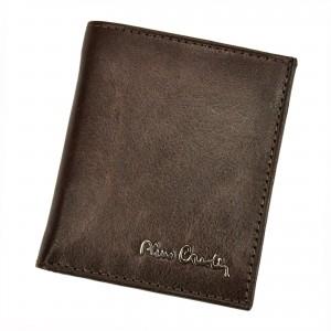 Pánská kožená peněženka Pierre Cardin Leonard - hnědá