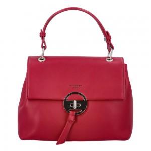Dámská kabelka David Jones Celina - růžová
