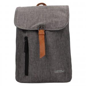 Trendy batoh Mustang Monaco - šedá