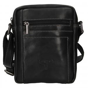 Pánská taška přes rameno Buffalo Wild Merro - černá