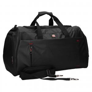 Cestovní taška Enrico Benetti Northern - černá