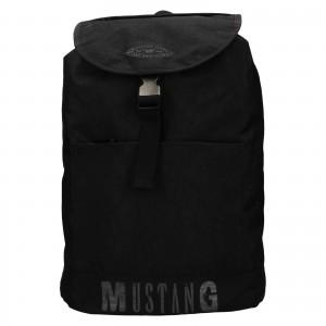 Trendy batoh Mustang Madrid - černá