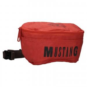 Trendy ledvinka Mustang London - červená