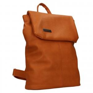 Dámský batoh Ellis Martha - koňak